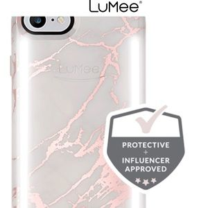 LuMee duo instafame lighted case IPhone 8,7,6,6s💥